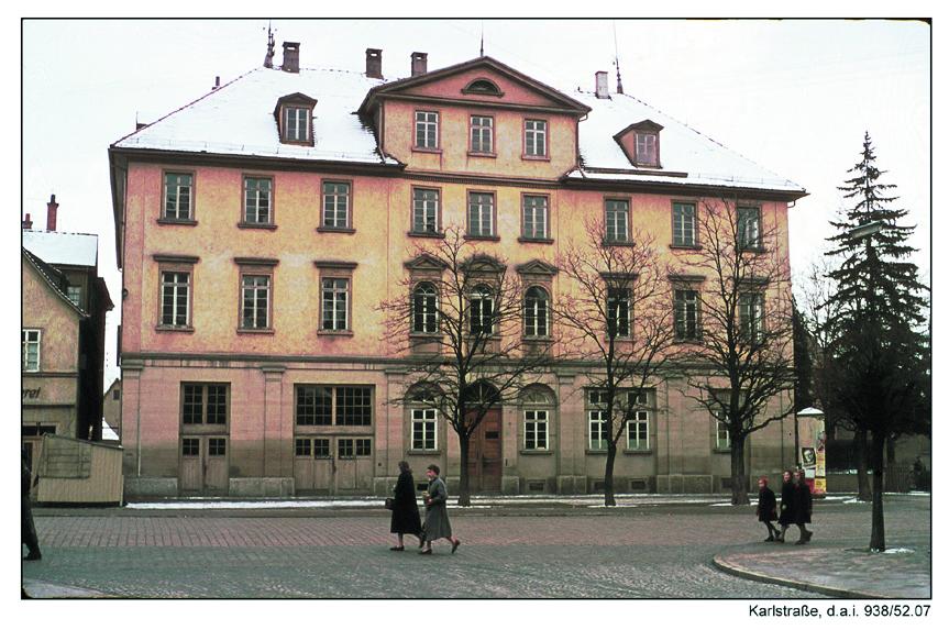 Geschichte | d.a.i. Deutsch-Amerikanisches Institut Tübingen